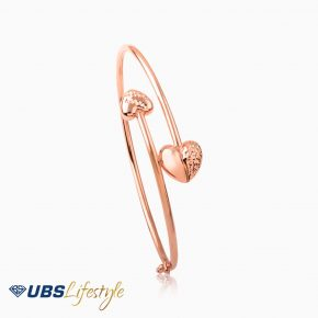 BANGLE EMAS UBS