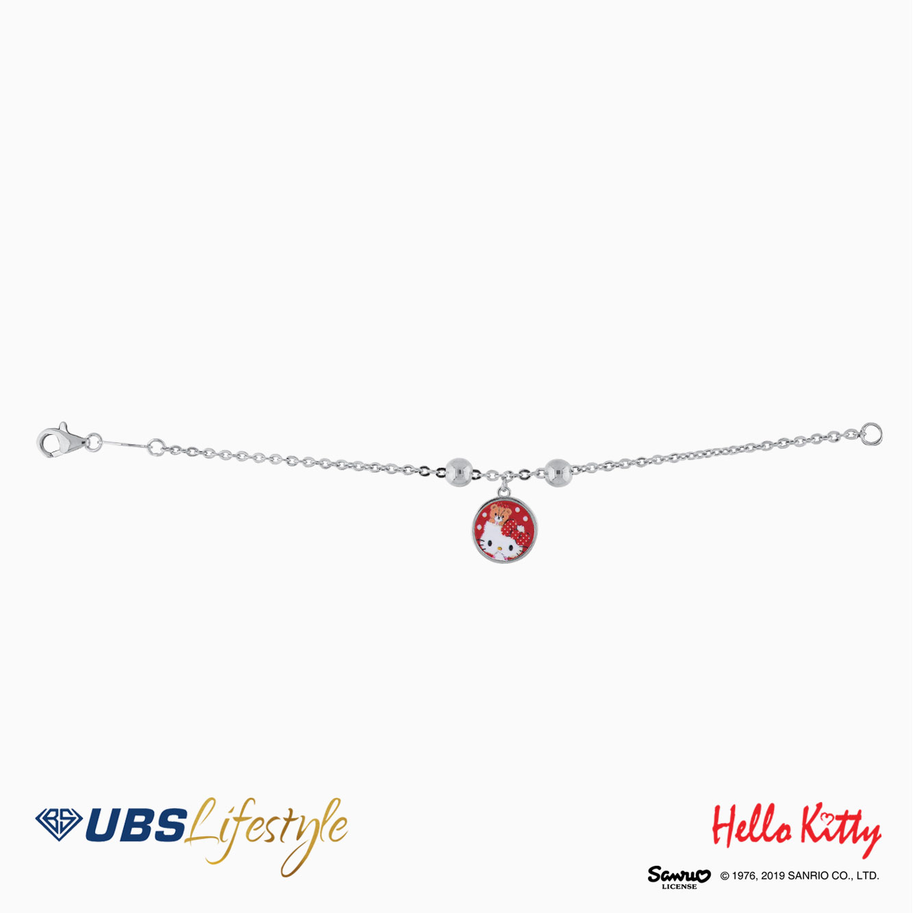 GELANG EMAS ANAK SANRIO HELLO KITTY