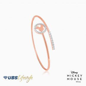 GELANG EMAS DISNEY MICKEY MOUSE 17K
