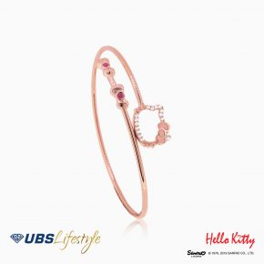 GELANG EMAS SANRIO HELLO KITTY