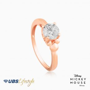 CINCIN EMAS DISNEY MICKEY MOUSE