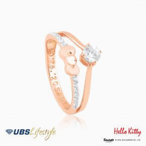 CINCIN EMAS SANRIO HELLO KITTY