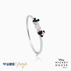 GELANG EMAS BABY MINNIE MOUSE