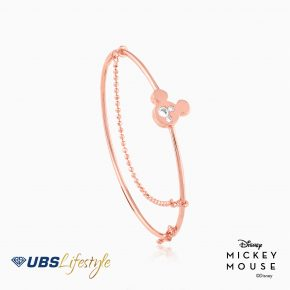 GELANG EMAS DISNEY MICKEY MOUSE