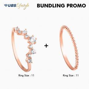 CINCIN EMAS UBS CLUSTERA DAN TWO WAY LOOKS (5)