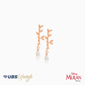 ANTING EMAS DISNEY PRINCESS MULAN