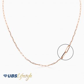KALUNG EMAS SMALL PAPERLINA 17K