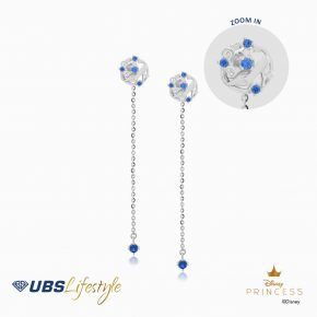 ANTING EMAS DISNEY PRINCESS CINDERELLA