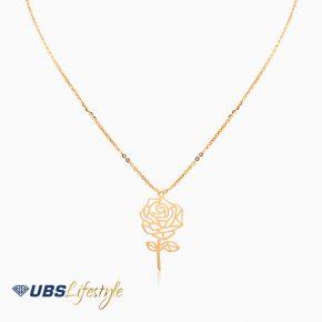 UBS Kalung Emas Linea Love - Kkv14265 - 17K