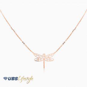 UBS Kalung Emas Mozaic - Kkv14267 - 17K