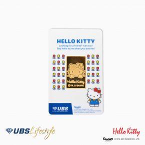FINE GOLD SANRIO HELLO KITTY EDITION 10 GR