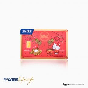 LOGAM MULIA UBS SANRIO CHINESE NEW YEAR EDITION 0.5 GR