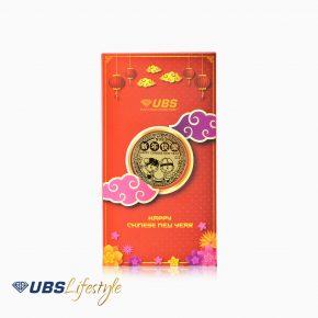 ANGPAO EMAS CHINESE NEW YEAR EDITION 0.2 GR