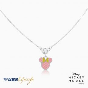 KALUNG EMAS ANAK DISNEY MINNIE MOUSE 17K
