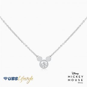 KALUNG EMAS DISNEY MICKEY MOUSE 17K
