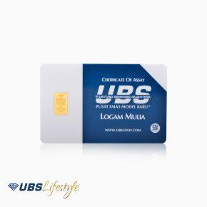 LOGAM MULIA UBS 1GRAM