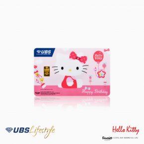 LOGAM MULIA UBS SANRIO HELLO KITTY BIRTHDAY EDITION 0.5 GR
