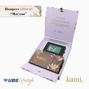 HAMPERS LEBARAN UBS LIFESTYLE X KAMI