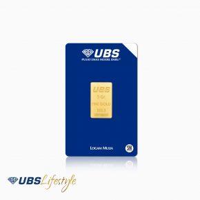 LOGAM MULIA UBS 5GRAM