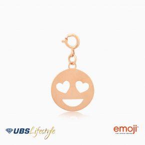 UBS Liontin Emas Emoji - Cmh0129 - 17K