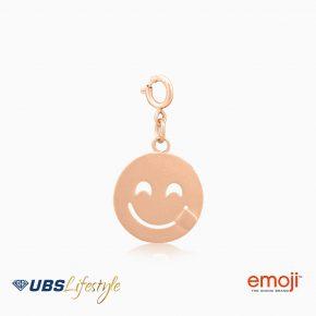 UBS Liontin Emas Emoji - Cmh0130 - 17K