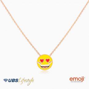 UBS Kalung Emas Emoji Merdeka - Kdk0068 - 17K