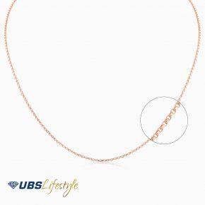 UBS Kalung Emas - Kkp2947 - 17K