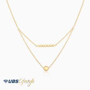 UBS Kalung Emas - Kkv14542 - 17K
