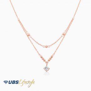 UBS Kalung Emas - Kkv14543 - 17K