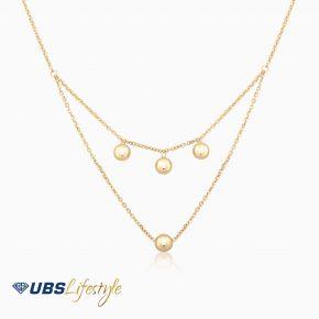 UBS Kalung Emas - Kkv14545 - 17K