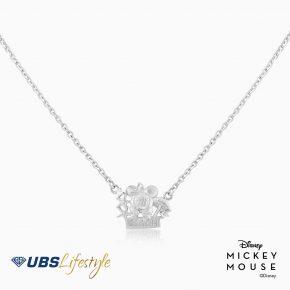 UBS Kalung Emas Disney Minnie Mouse - Kky0159 - 17K