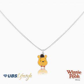 UBS Kalung Emas Disney Winnie The Pooh - Kky0288 - 17K