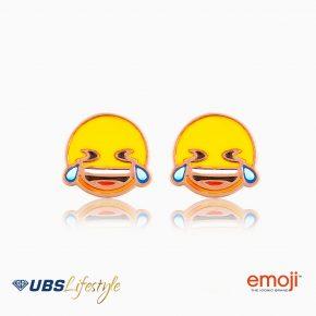 UBS Anting Emas Emoji - Awh0346 - 17K