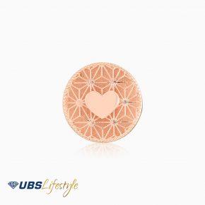 UBS Liontin Emas - Cdm0090 - 17K