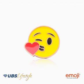 UBS Liontin Emas Emoji - Cdm0125 - 17K