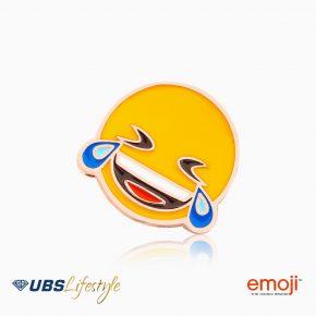 UBS Liontin Emas Emoji - Cdm0126 - 17K