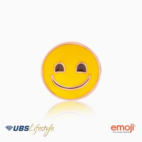 UBS Liontin Emas Emoji - Cdm0127 - 17K