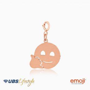UBS Liontin Emas Emoji - Cmh0139 - 17K