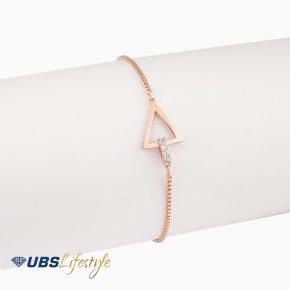 GELANG EMAS UBS 17K