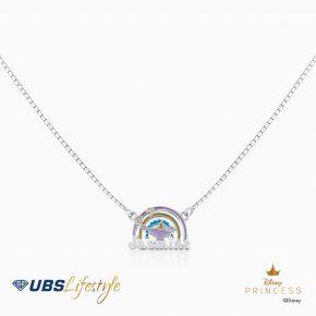 UBS Kalung Emas Anak Disney Princess Cinderella - Kky0142 - 17K