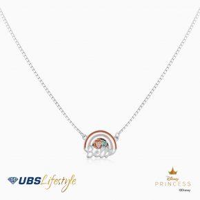 UBS Kalung Emas Anak Disney Princess Belle - Kky0143 - 17K