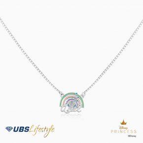 UBS Kalung Emas Anak Disney Princess Ariel - Kky0144 - 17K