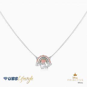 UBS Kalung Emas Anak Disney Princess Snow White - Kky0145 - 17K