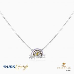 UBS Kalung Emas Anak Disney Princess Rapunzel - Kky0146 - 17K