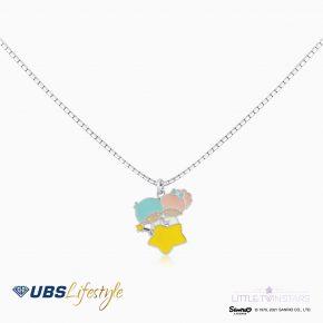 UBS Kalung Emas Anak Sanrio Little Twin Stars - Kkz0094 - 17K