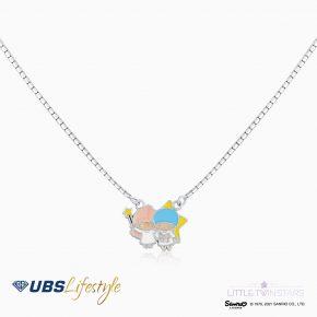 UBS Kalung Emas Anak Sanrio Little Twin Stars - Kkz0096 - 17K