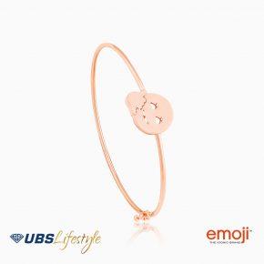 UBS Gelang Emas Emoji - Vdg0052 - 17K