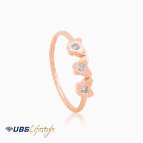 UBS Cincin Emas Millie Molly - Cc15535 - 17K