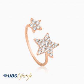 UBS Cincin Emas Millie Molly - Cc15584 - 17K