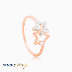 UBS Cincin Emas Millie Molly - Cc15612 - 17K